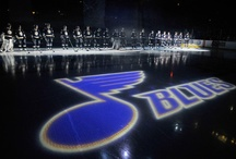 st. louis blues / by Kimberly Detter