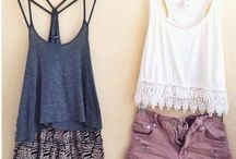 Stttttttyleeee / Beautiful clothes and tips on how to wear them.  / by Kaelin Summers