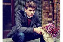 DressedNYC (men's) / Men's Fashion, Street Style, Layering, Styling