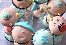 CUP CAKES CHILDREN / by Ellen Graham