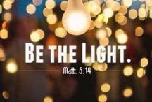 Let There Be Light / by Carolyn