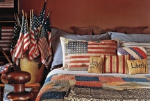 Americana / Because red white and blue make me happy - let freedom ring!