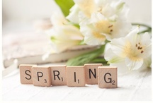 Spring is In The Air / Spring ~ the best time of the year, when all things are new!