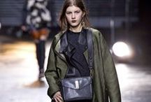 Bee NYFW Fall 2013 RTW / Looks completed/executed by Bee / by Brandon Brinkley