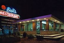 Vintage, Ultra-Cool Restaurants / by Bryan Flood
