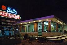 Vintage, Ultra-Cool Restaurants / by Bryan Flood