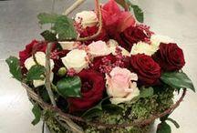 Les Ateliers d'Aquarelle / Aquarelle a imaginé des ateliers créatifs pour vous faire partager sa passion des fleurs. Découvrez en images nos plus beaux ateliers !