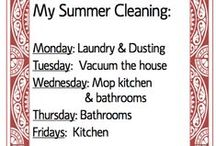 Cleaning 101 / Everything you need to know about cleaning / by Melody Chakerian