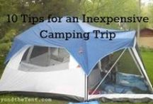 Camping / ideas, suggestions, hints for Camping / by Evelyn Volz