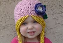Crochet Hats, Scarves, Bags, Gloves, etc... / Clothing Items / by Melody Chakerian