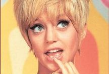 Goldie Hawn / Icon / by Vanesa A