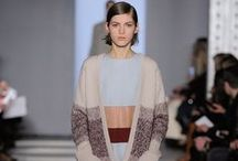 NYFW Fall 2014 RTW / Runway looks from fall 2014 NYFW, NYC, Fashion, Style / by Brandon Brinkley