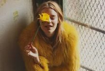 Taxi Yellow / Fashion as Yellow as the Taxi we ADORE / by Brandon Brinkley