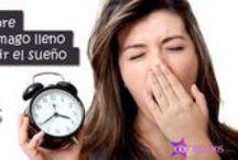 Consejos para dormir bien / Ciberdescans te ofrece algunos consejos para que descanses bien durante la etapa de sueño