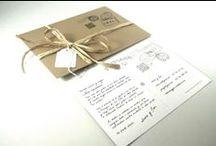 Invitaciones / Diseño de invitaciones de boda, bautizos, eventos... http://anversus.com/?portfolio_page=merchandising-regalos