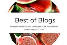 Best of Blogs / Looking for amazing, creative recipes, DIY, party ideas, and all things parenting? Check out top compiled pins and learn, shop, create, and cook with the best of the blogosphere / by MomDot