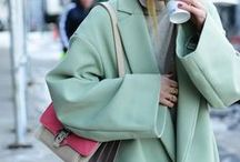 Street Style / a little street style to inspire your wardrobe.