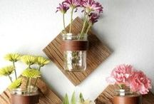Home Decor / A collection of beautiful, practical, DIYs home decorations.