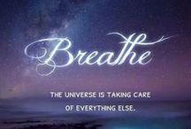 Breathing / Keep breathing! It is only asthma and anxiety! / by Carolyn