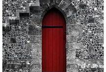 Architecture - Doors / Architectural details: Cool doors