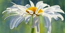 Art - Flowers / Painting, drawing, doodles of flowers