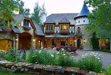 Dream Home / Beautiful rooms, furniture, décor, etc. that I would like to have surrounding me. / by Kellie Lombard