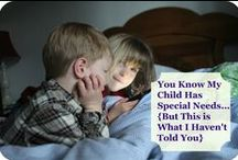 Special Needs / by Cara Health, Home, & Happiness