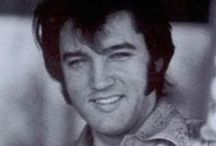 """Elvis Aaron Presley / """"I had the privilege of going to an Elvis concert, touring Graceland and his home in Tupelo.  All three were at the top of my bucket list!"""" / by ✿⊱ Cheryl Mills ✿⊱"""