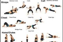 Fitness & Sports / Fitness and Sports Tips / by Katie Kuzior Lindhe