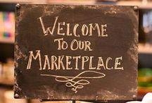 Wine, Food & Market Place