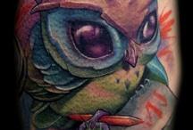 tattoos n piercings / by Begüm