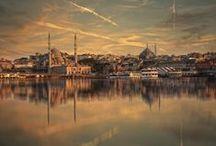 istanbul... / by Begüm