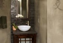 House- Bathrooms / by Manda Guinn