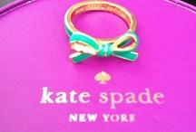 KATE SPADE / by Kallie Cahill