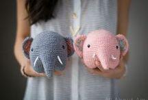 knitting / crocheting