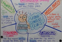 Read- Anchor Charts / by Janice Fletcher