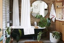 Bathroom Renovation Inspiration / Bathrooms  / by Lindsey Bell