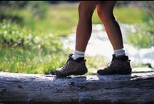 Hit the Trails / Hit the trails in comfort and style with new hiking boots from TheShoeMart.com / by The Shoe Mart