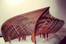 Architectural Models / Inspiring Models / by Begüm