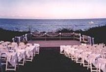 Wedding Destinations: Beach and Waterfront of Long Island / What could be more memorable and romantic than a wedding on the beach? Long Island rests in the water, so you're never far from that dream destination.