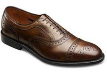 Allen Edmonds Shoes / Men's Allen Edmonds shoes are classy and classic formal footwear. If we chose one word to describe Allen Edmonds, it would be comfort. If we chose another, it would be elegant. / by The Shoe Mart