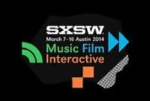 SXSW 2014 / A Collection of Images from SXSW 2014 | Focused on the Interactive Festival / by Wendy Meadley