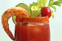 Drinks - Its a Bloody Mary Morning / by Julie Bernat