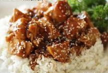 Asian Cuisine / by Julie Bernat