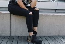 Sorel Style / How to wear this season's hottest Sorel Boots (http://www.theshoemart.com/sorel-boots/bt-sor.html). #sorelstyle #TheShoeMart  / by The Shoe Mart