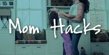 Mom Hacks / Tips for creating a healthier future for yourself and your family. Follow for healthy recipes, kid-friendly recipes, fitness tips, mommy inspiration, inspirational quotes, and mom hacks.