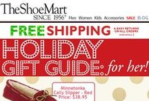 TheShoeMart Holiday Gift Guide / by The Shoe Mart