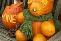 Halloween/October/Thanksgiving / by Dawn Loewen-Motz