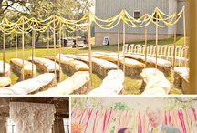 Ceremony Details / by Lauren Clevenger