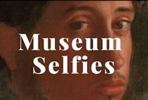 Museum Selfies / Portrait of the Artist / by J. Paul Getty Museum